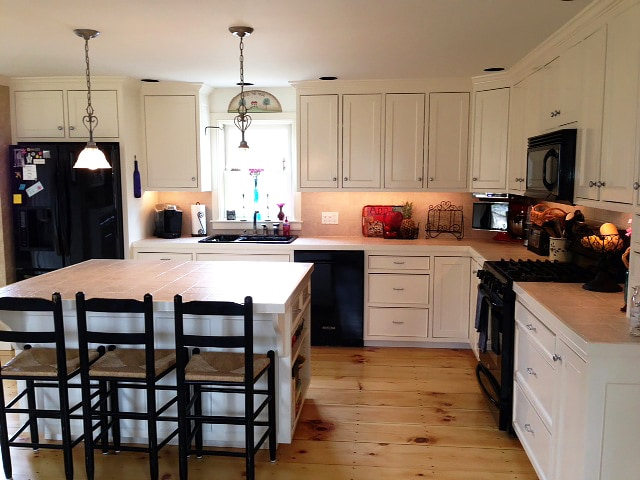 Bath & Kitchen Remodeling